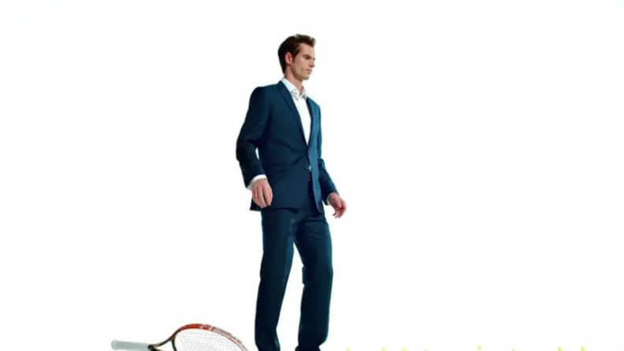 standard life andy murray